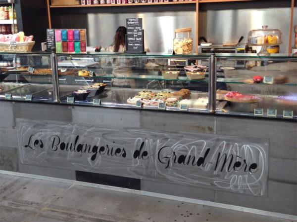 Boulangerie de Grand Mére, Saint Raphael
