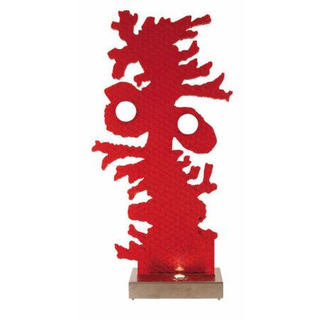 lady-scultura-da-terra-rossa-con-luce