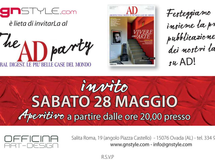 THE AD PARTY