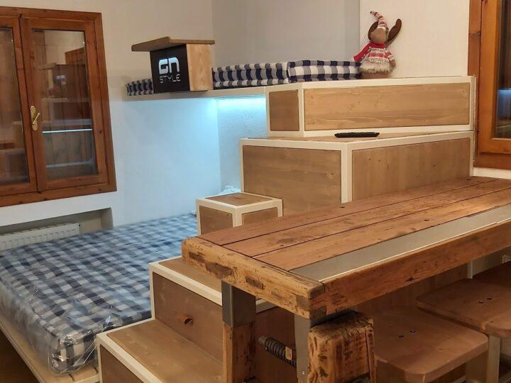 Progetto e produzione Mini Casa